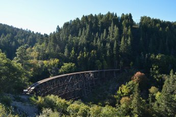 Mexican Trestle - Cloudcroft
