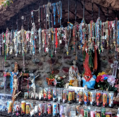 Shrine at El Santuario de Chimayo