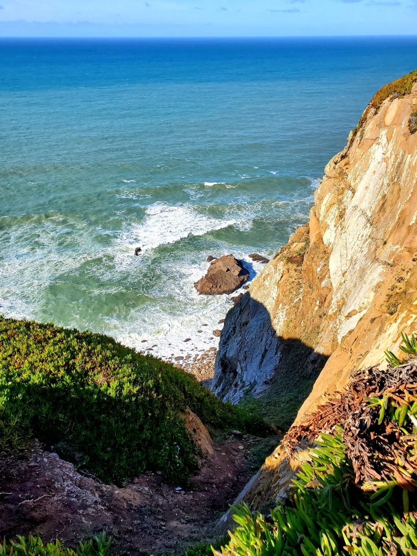 View from Cabo da Roca